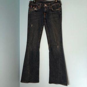 True Religion Brand bootcut Jeans USA 29